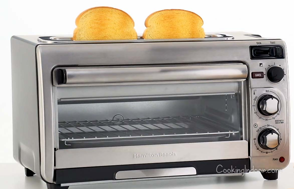 Best 2 in 1 toaster oven