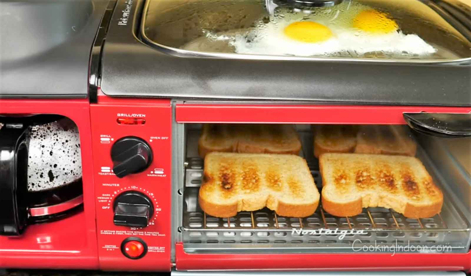 Best 3 in 1 toaster oven