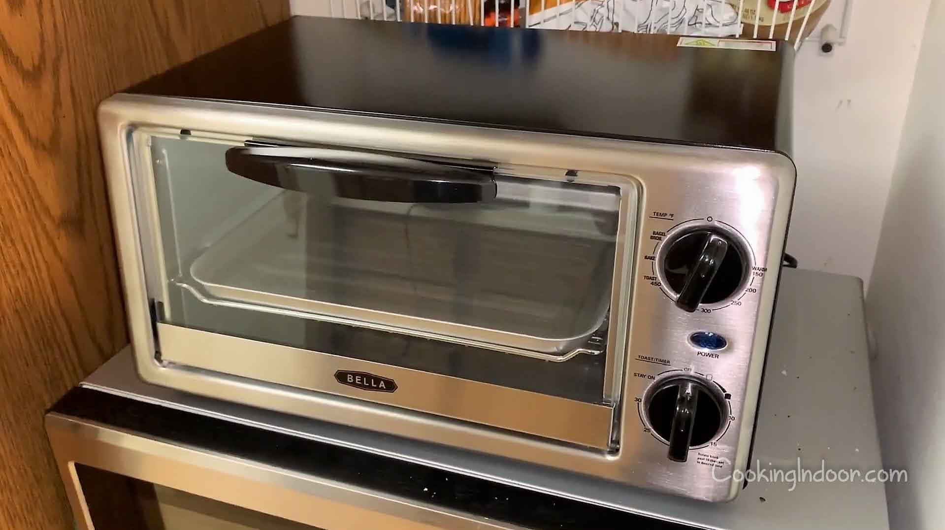 Best Bella toaster oven