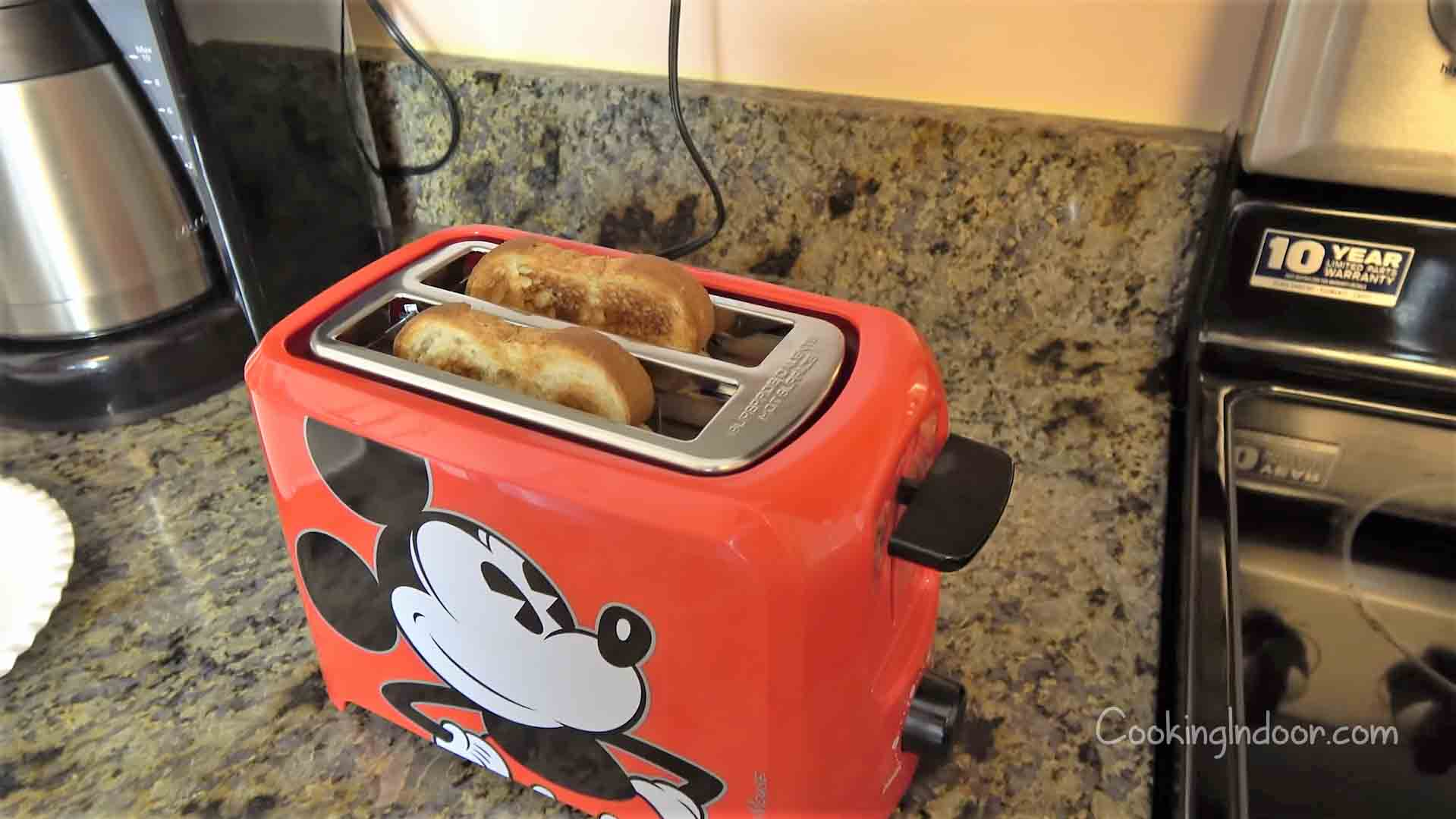Best Disney toaster