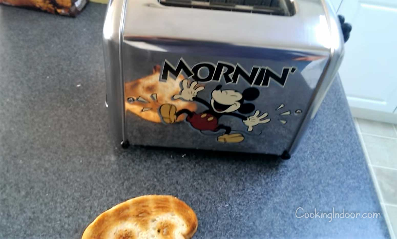 Best Mickey Mouse toaster