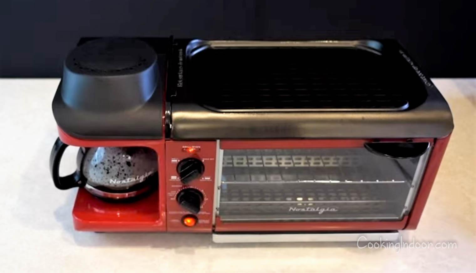 Best Nostalgia toaster oven