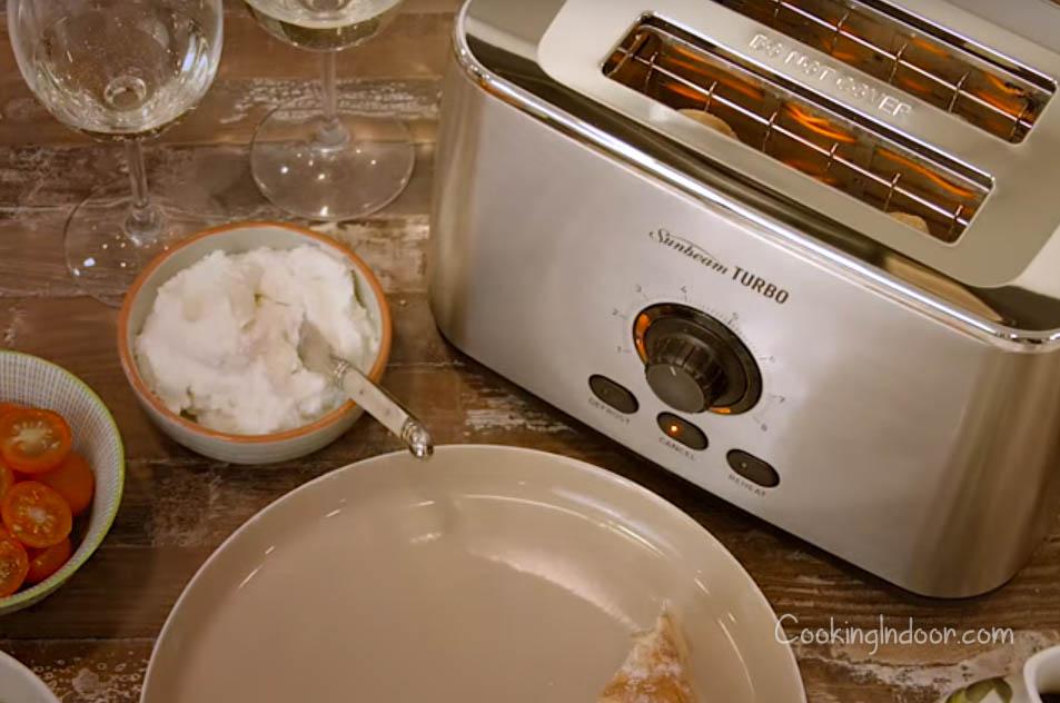 Best Sunbeam toaster
