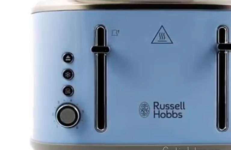 Best baby blue toaster