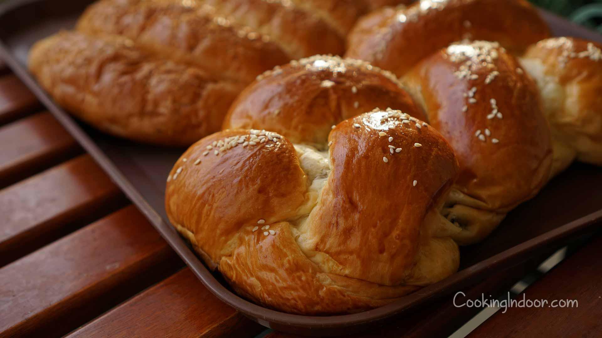 Best bread to make panini