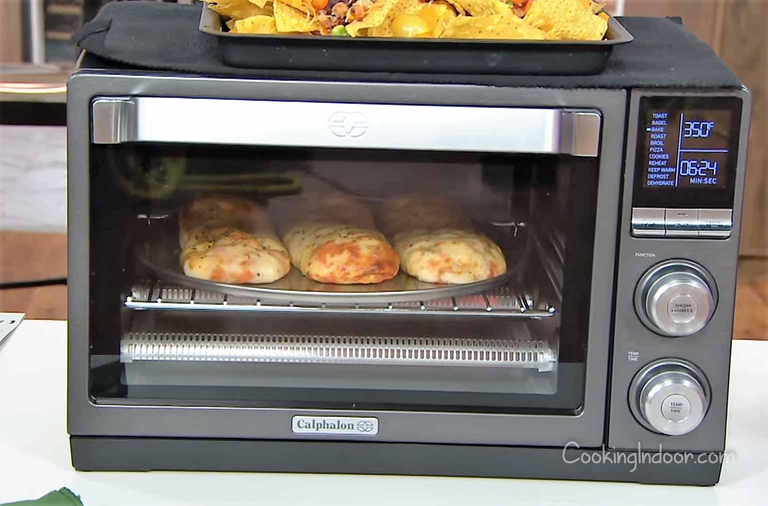 Best calphalon toaster oven