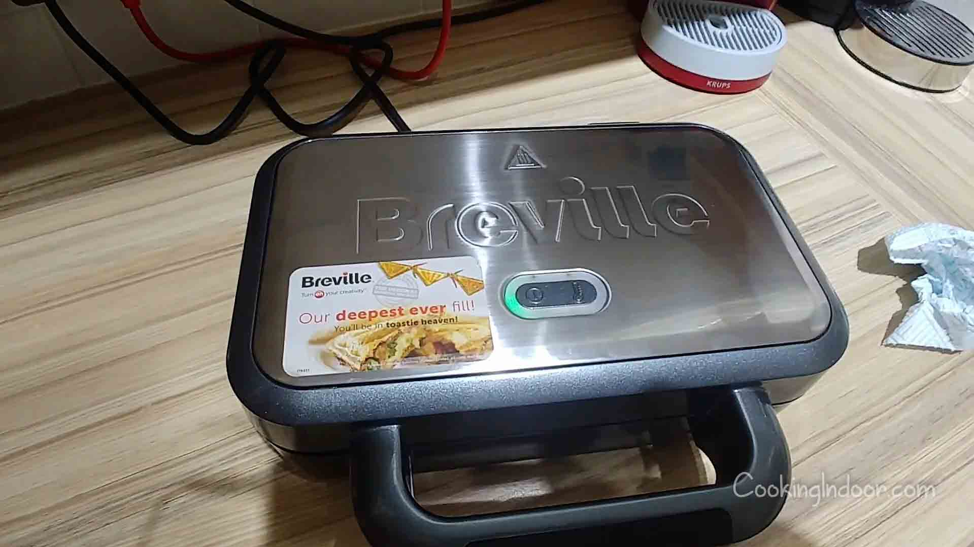 Best cheese toastie maker