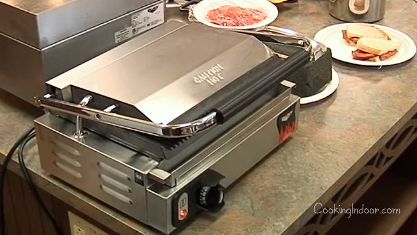 Best double panini grill