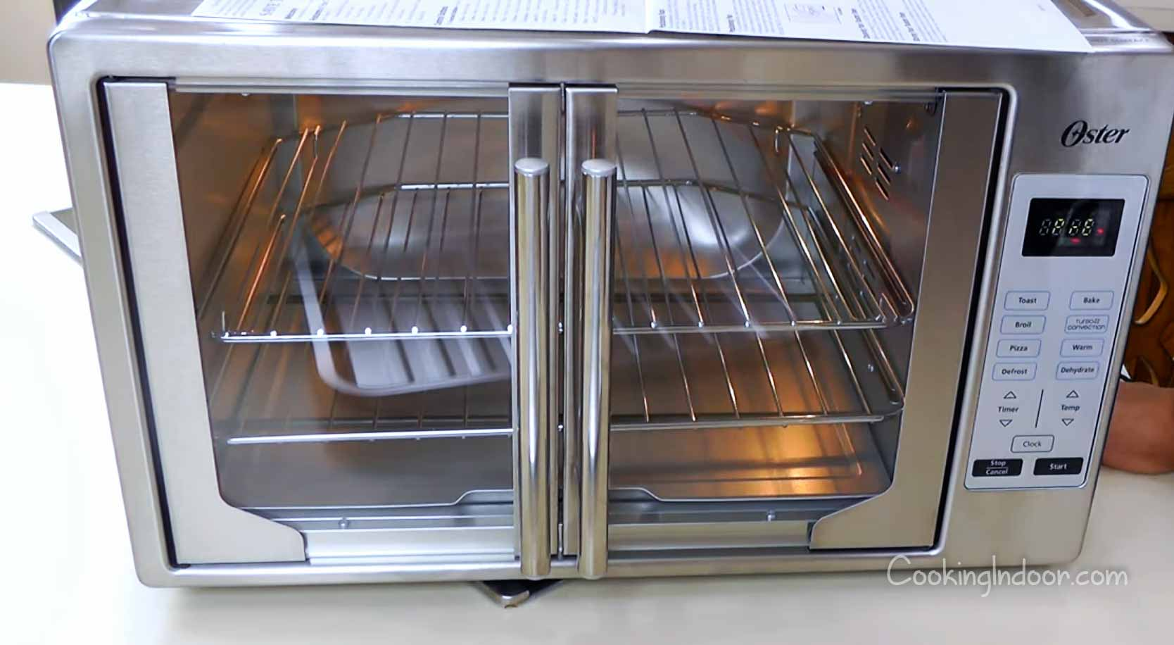 Best double toaster oven