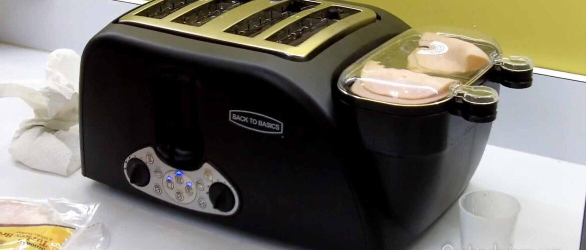 Best egg mcmuffin toaster
