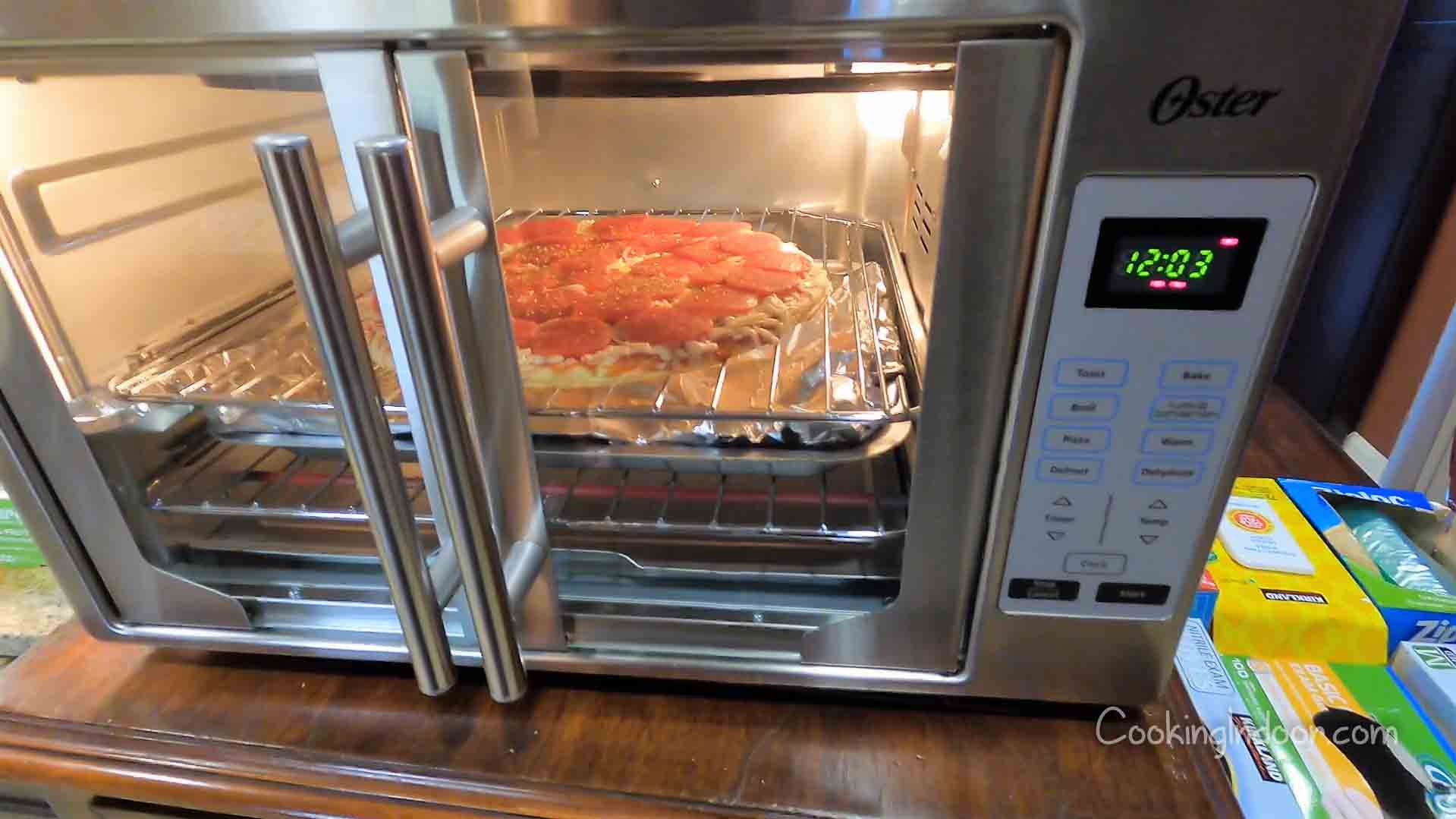 Best french door toaster oven