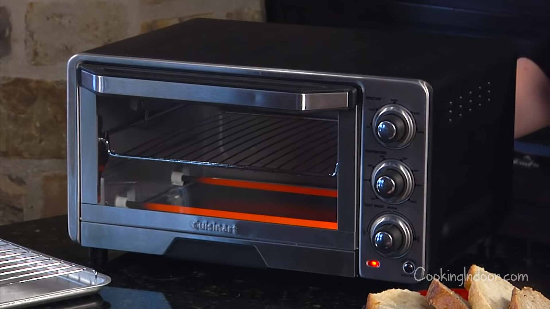 Best Toaster Oven 2020.The Best 3 Infrared Toaster Ovens In 2019 Cooking Indoor