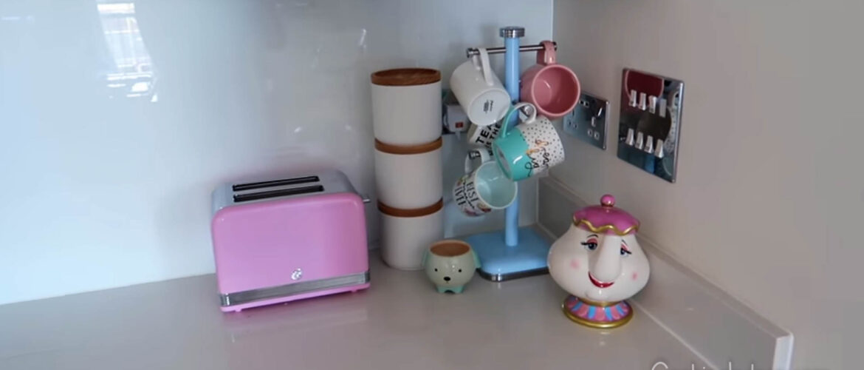 Best light pink toaster