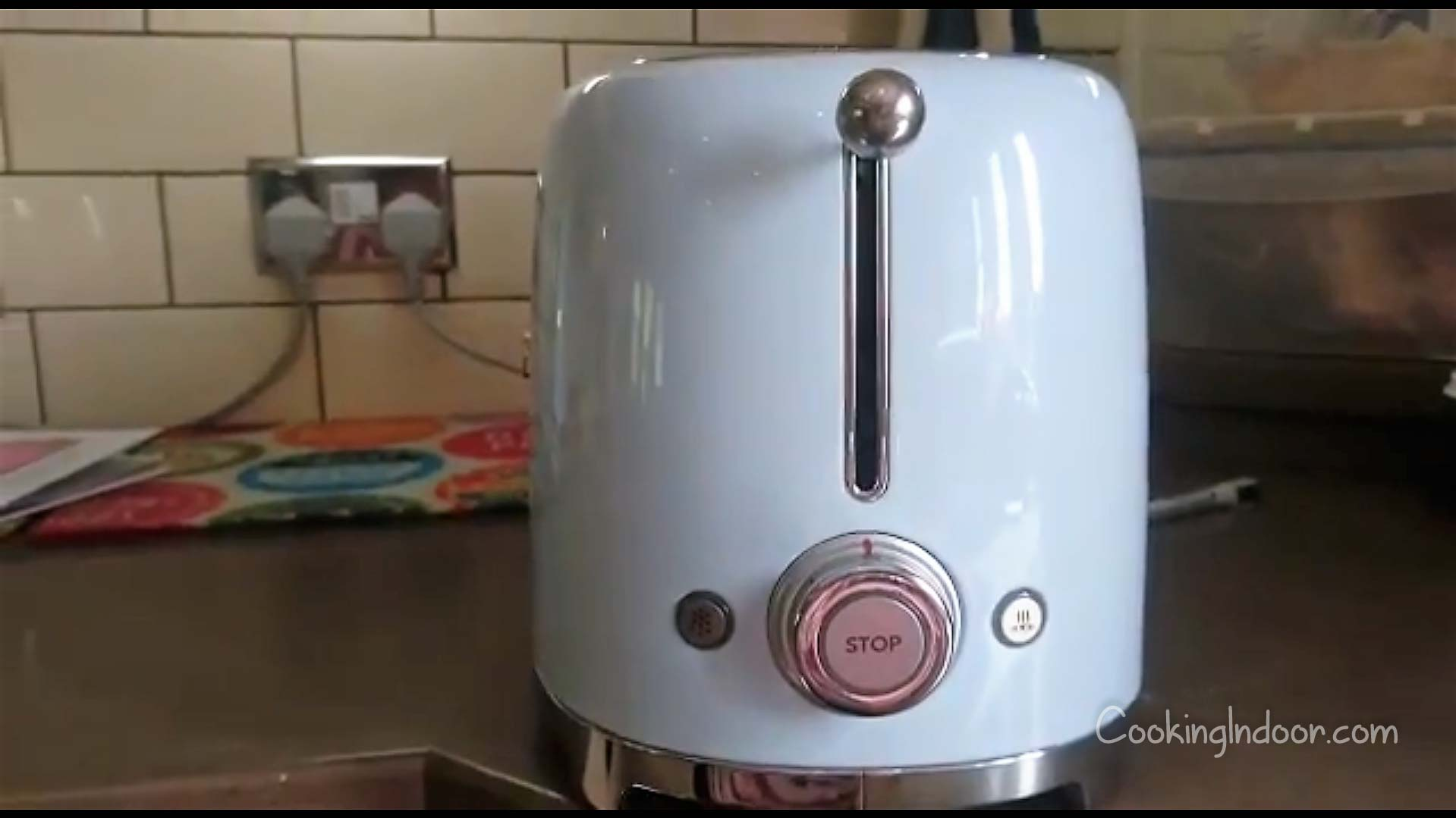 Best pale blue toaster