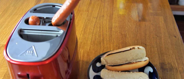 Best pop up hot dog toaster