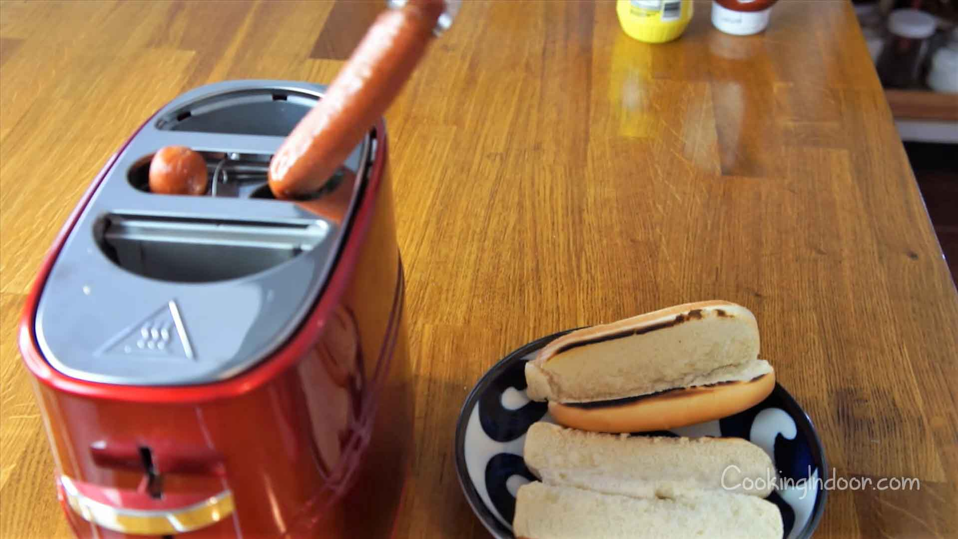 Best pop up hot dog toaster