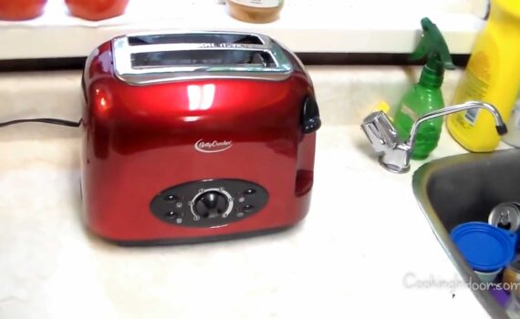 Best red retro toaster