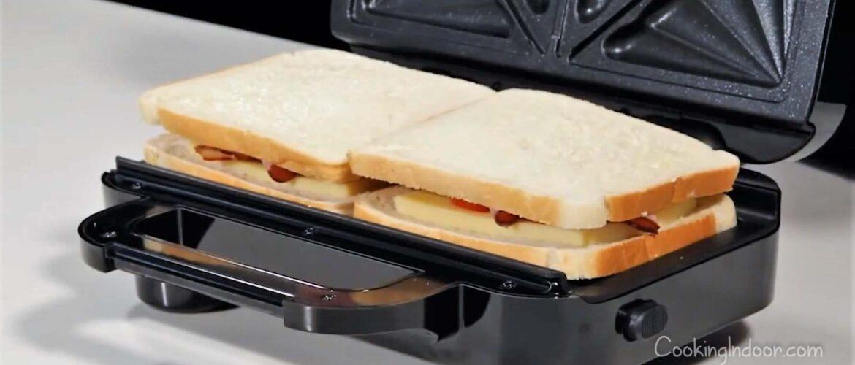 Best sandwich toaster press