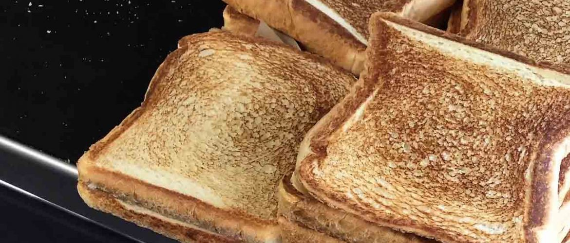 Best space saving toaster