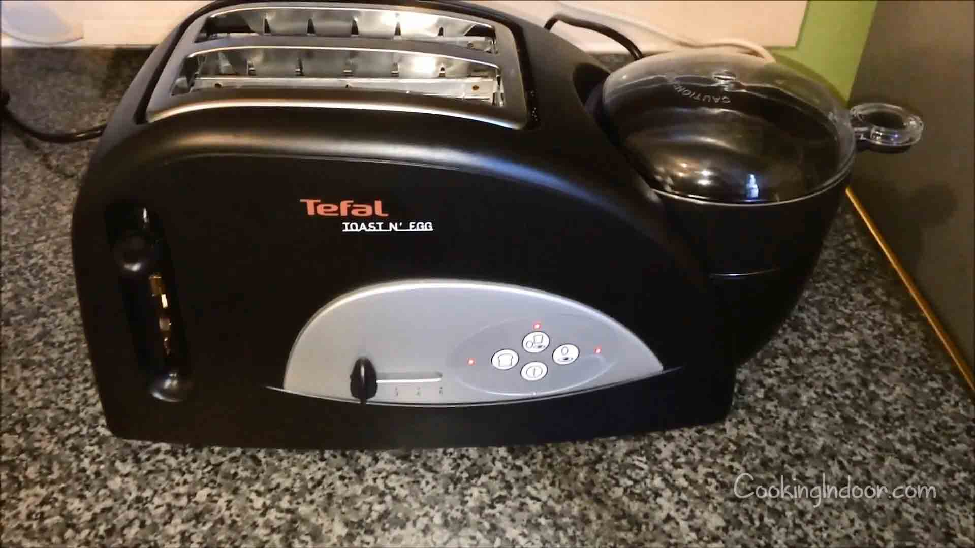 Best toaster with egg poacher