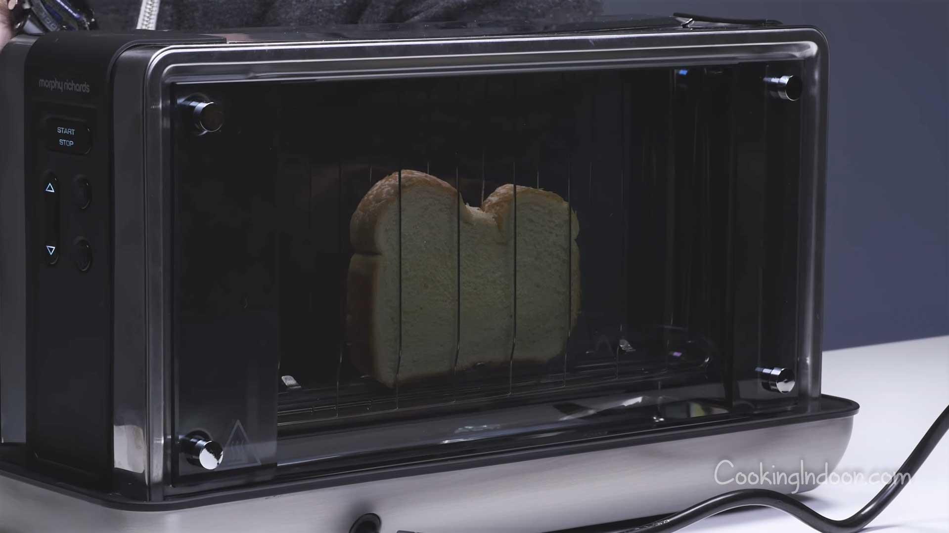 Best transparent toaster
