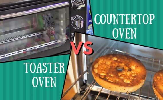 Countertop oven vs toaster oven