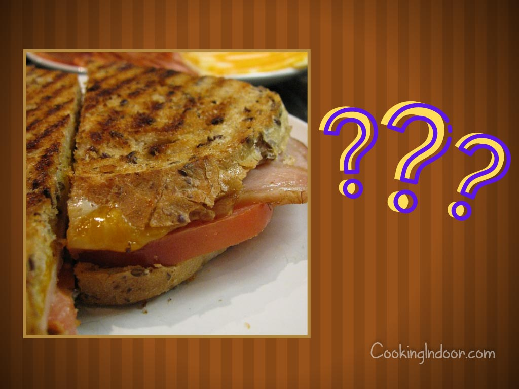 How to cook a panini