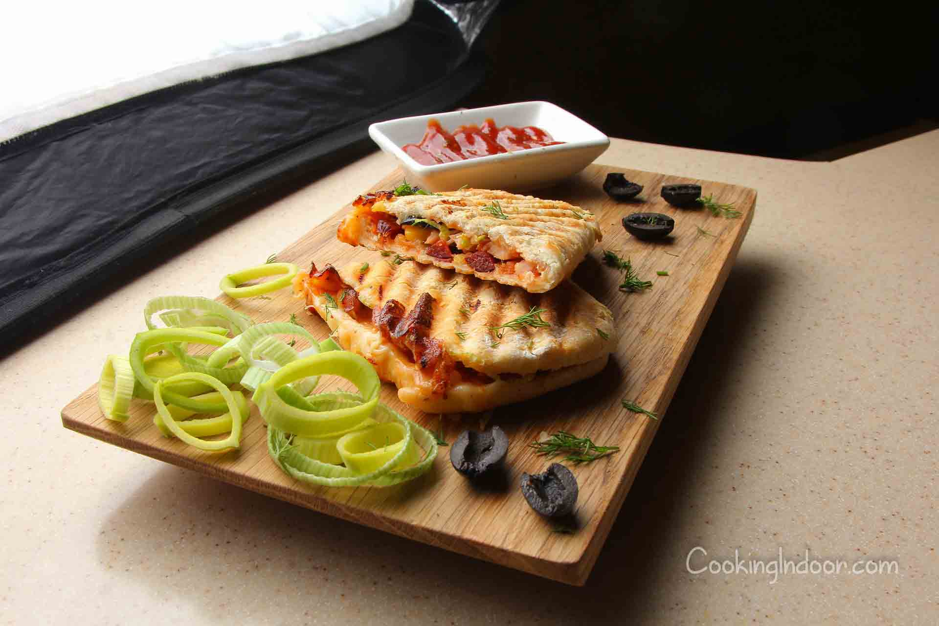 How to make the best panini