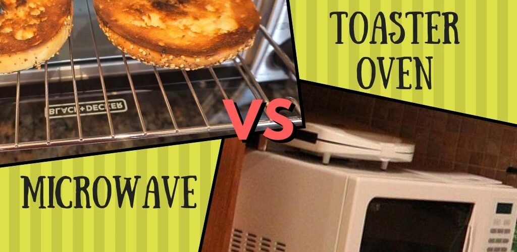 Microwave vs convection toaster oven
