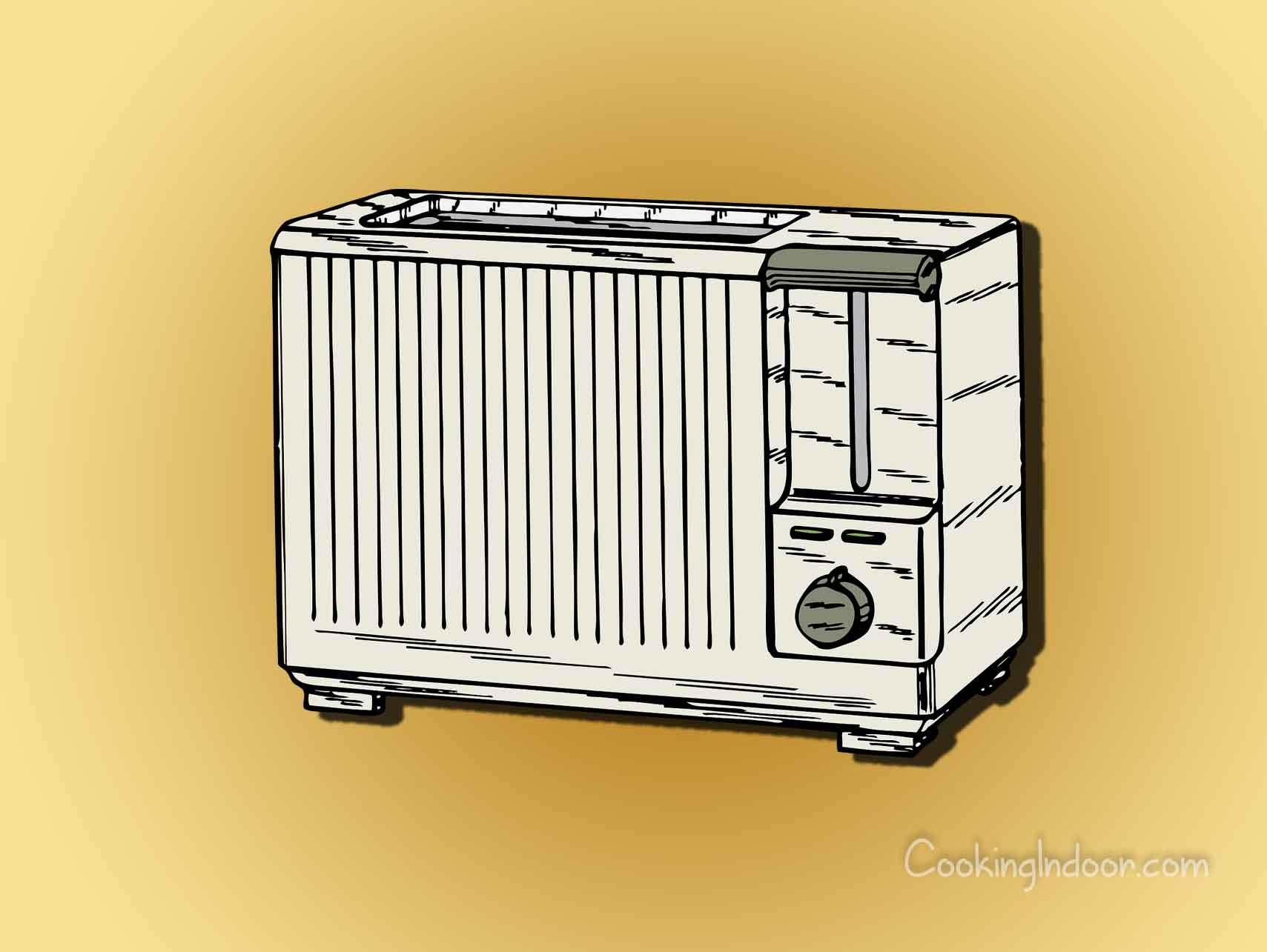 Toaster history