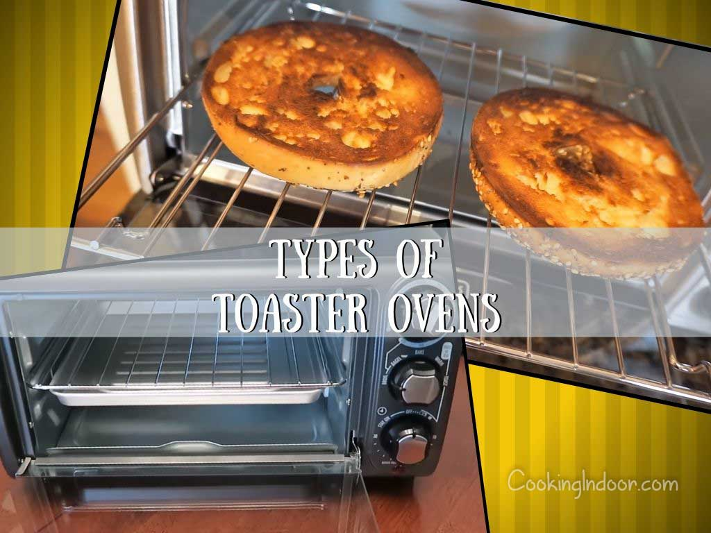 Types of toaster ovens