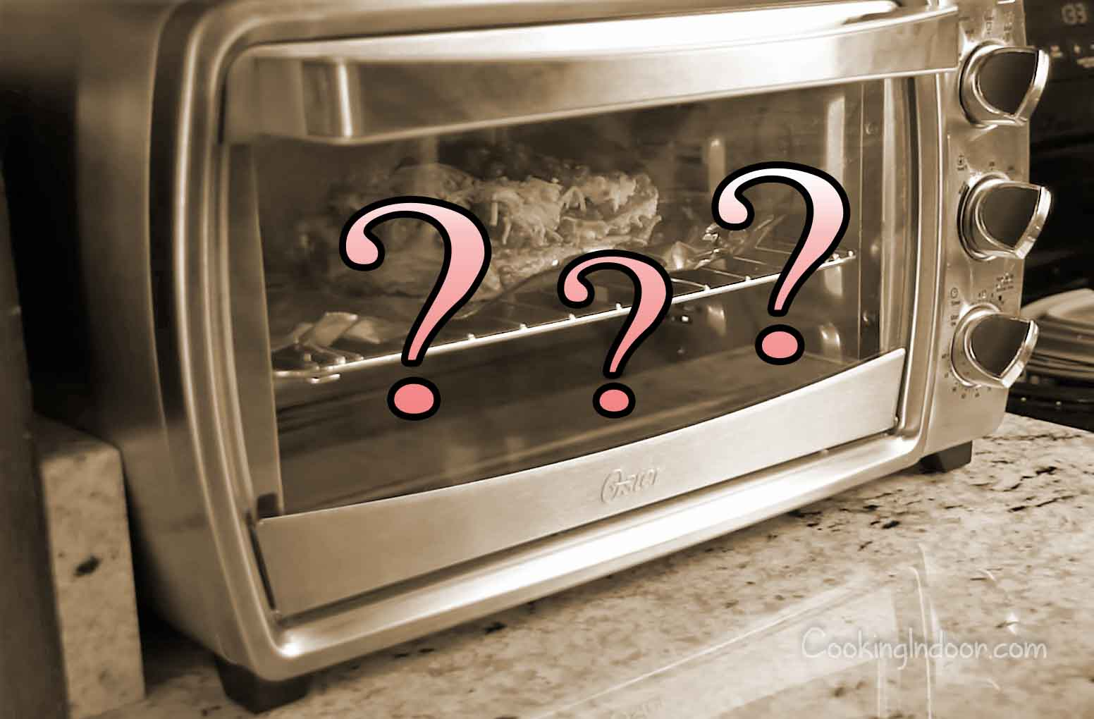 What is a convection toaster oven