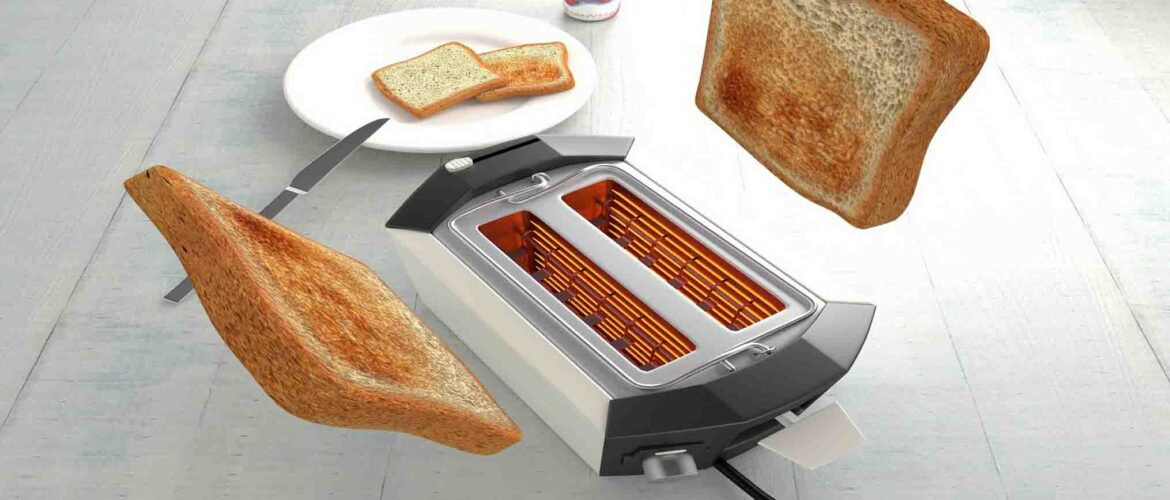 What is a toaster
