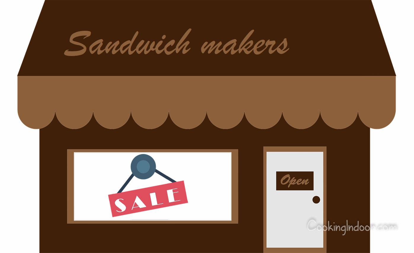 Where can i buy a sandwich maker
